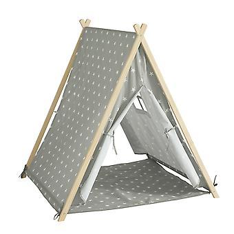 SoBuy OSS02-ST, Enfants Enfants Jouez à la tente playhouse avec tapis de sol