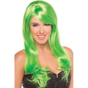 Burlesque Wig - Green