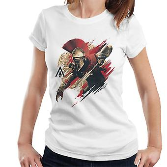 Assassin's Creed Alexios Ready For Battle Women's T-Shirt