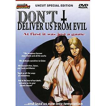 Don't Deliver Us From Evil [DVD] USA import