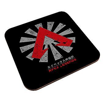 Apex Legends Rétro Japanese Coaster