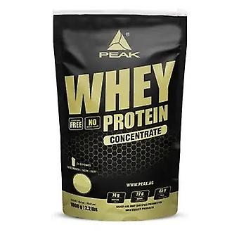 Peak Whey Protein Concentrate Natural 1000 gr
