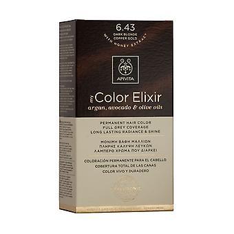 My Color Elixir N6.43 - Dark Copper Golden Blonde 1 unit