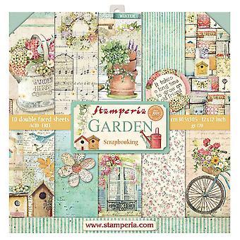 Jardin 12x12 Inch Paper Pack (SBBL43)