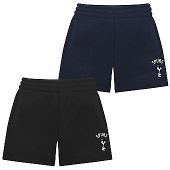 Tottenham Hotspur FC Official Football Gift Boys Kids Fleece Jogger Shorts