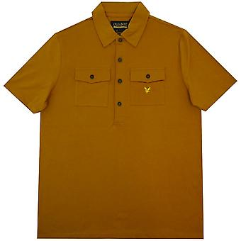 Lyle and Scott Vintage Polo Shirts Archive Two Pocket Polo Shirt