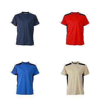 James y Nicholson Unisex camiseta de artesanos