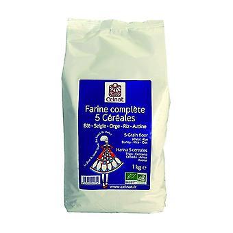 5 Cereals Flour 1 kg