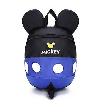 Baby Backpack Cute Cartoon Mickey Minnie- And Baby Kindergarten Bag With Anti