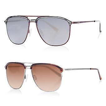Henrik Stenson Mens Hawk Scratch Resistant Anti-Glare Sunglasses