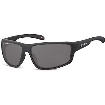 Sunglasses Unisex Cat.3 matt black/black (SP313)