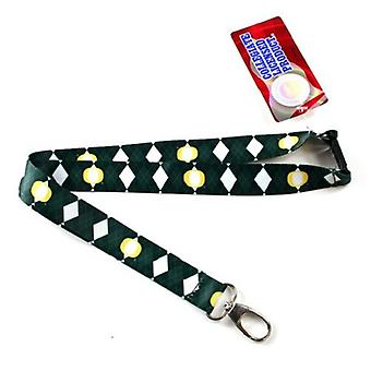 Oregon Eenden NCAA Argyle Lanyard