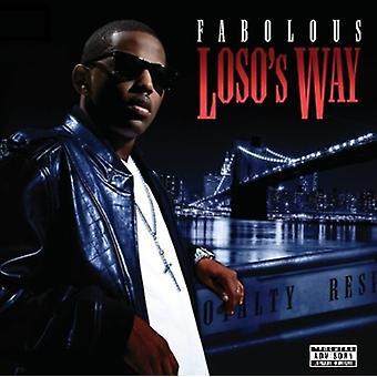 Fabolous - Losos Way (Exp) [Vinyl] USA import