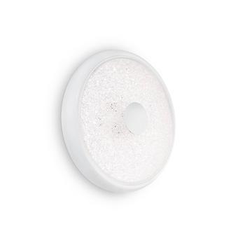 Ideal Lux Rubens - Kleine integrierte LED Wandleuchte Weiß