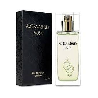 Alyssa Ashley Musk Extreme Eau de Parfum 100ml EDP Spray