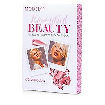 Essential Beauty (1x Blush Cheek Powder, 1x Shine Ultra Lip Gloss) - Cosmopolitan 2pcs