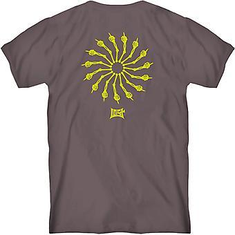 Lost enterprises wheel of life tee shirt