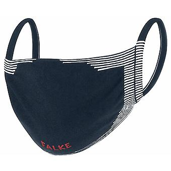 Falke Dynamic 2 Pack Face Mask - Marine Navy