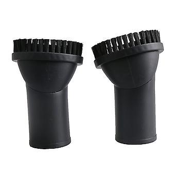 2PCS Swivel Oval Shape Vacuum Cleaner Brush Head 35mm