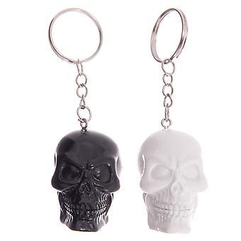 Fun Novelty Skull Keyring