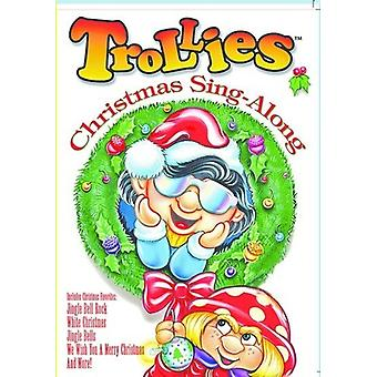 Trollies Christmas Sing-a-Long [DVD] USA import