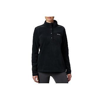 Columbia Benton Springs 12 Snap Pullover 1860991010 universella året kvinnor sweatshirts