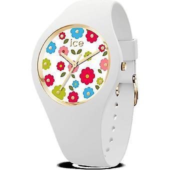 שעון קרח - שעון יד - גבירותיי - ICE פרח - פרח כוח - קטן - 3H - 017582