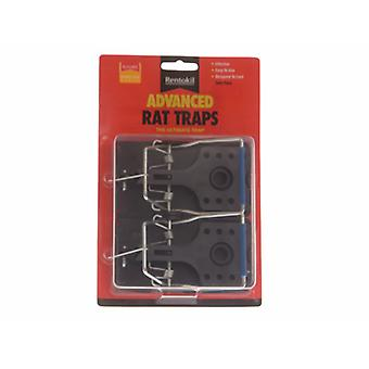 Rentokil Advanced Rat Trap (Twin Pack) RKLFR51