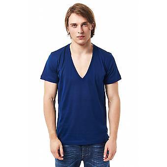 Sininen T-paita