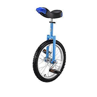Unicycle ركوب الدراجات سكوتر السيرك الدراجة الشباب الكبار التوازن ممارسة عجلة واحدة