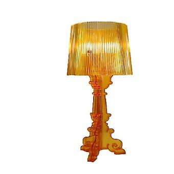 E27 Akril asztali lámpa, modern kristály éjjeli szekrény akril asztali lámpa hálószoba,