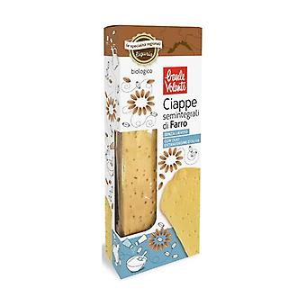 Ciappe from Liguria with spelled 150 g