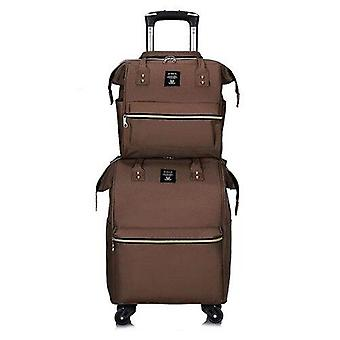Trolley Travel Suitcase Handbag Casual Case Travel Bag/wheels Rolling Luggage