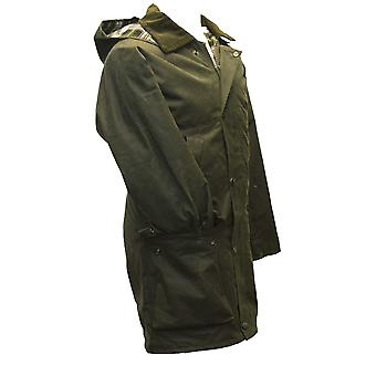 Walker and Hawkes - Childrens Hunting Padded Wax Jacket