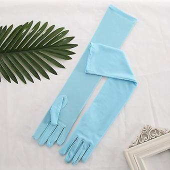 Elegantné svadobné party rukavice pre svadobné prom módne ženy rukavice