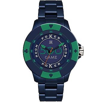 Light time watch poker l147l