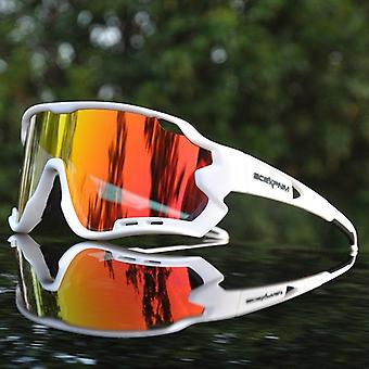 Polarized Cycling Glasses Mountain Bike Goggles, Outdoor Sports Eyewear