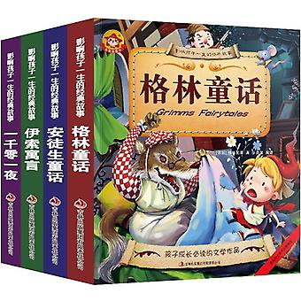 Children's Early Education Chinese Story Books