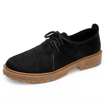 Flat Martin Boots Casual Autumn Shoes Woman Oxford Fashion Sneakers Retro