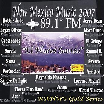 New Mexico muziek 2007 - New Mexico muziek 2007 [CD] USA import