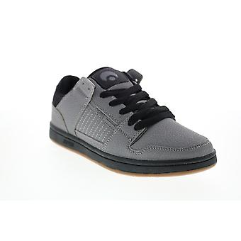 Osiris Vice  Mens Gray Synthetic Skate Inspired Sneakers Shoes