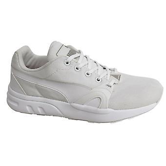 Puma Trinomic XT S Mens White Lace Up Trainers Running Shoes 359135 03 B34E