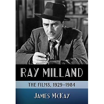 Ray Milland by McKay & James