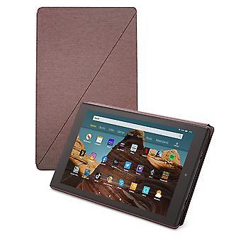 Custodia per tablet Fire hd 10 | compatibile con tablet di 9a generazione (rilascio 2019), prugna