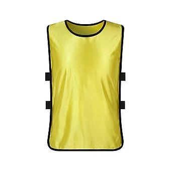 Children Soccer Practice Sports Vest- Breathable Team Training Bibs