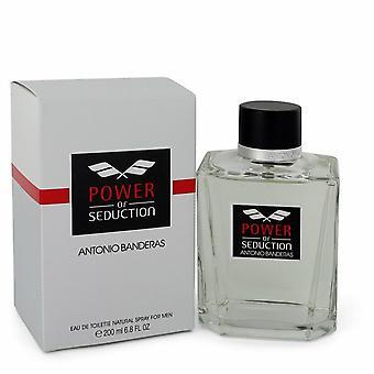 Voima viettely Antonio Banderas Eau de Toilette Spray 6,7 oz/200 ml (miehet)