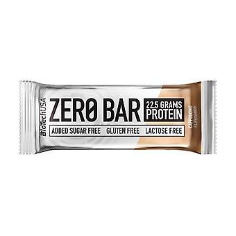 Zero Bar, Cappuccino 20 yksikköä 50g