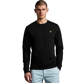 Lyle & Scott Crew Sweatshirt - Jet Black