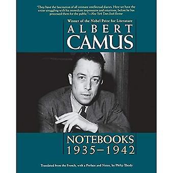 Notitieboekjes 1935-1942