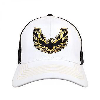 Pontiac Firebird Logo Adjustable Trucker Hat